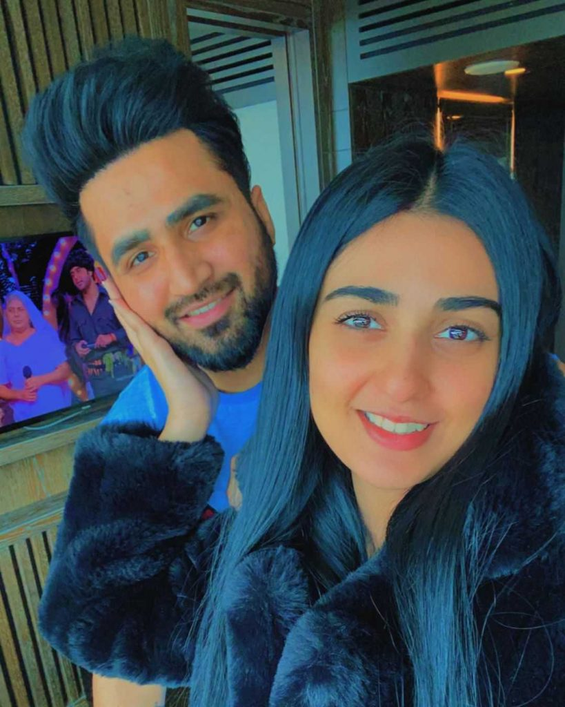 sarah khan and falak shabir
