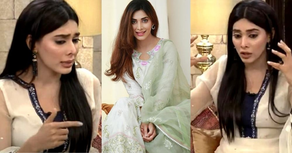 Actress Eshal Fayyaz Opens Up About Her Stepfather