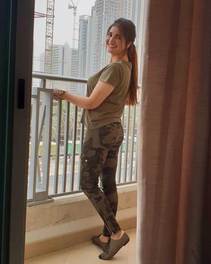 Aliya Ali looking bold in tights