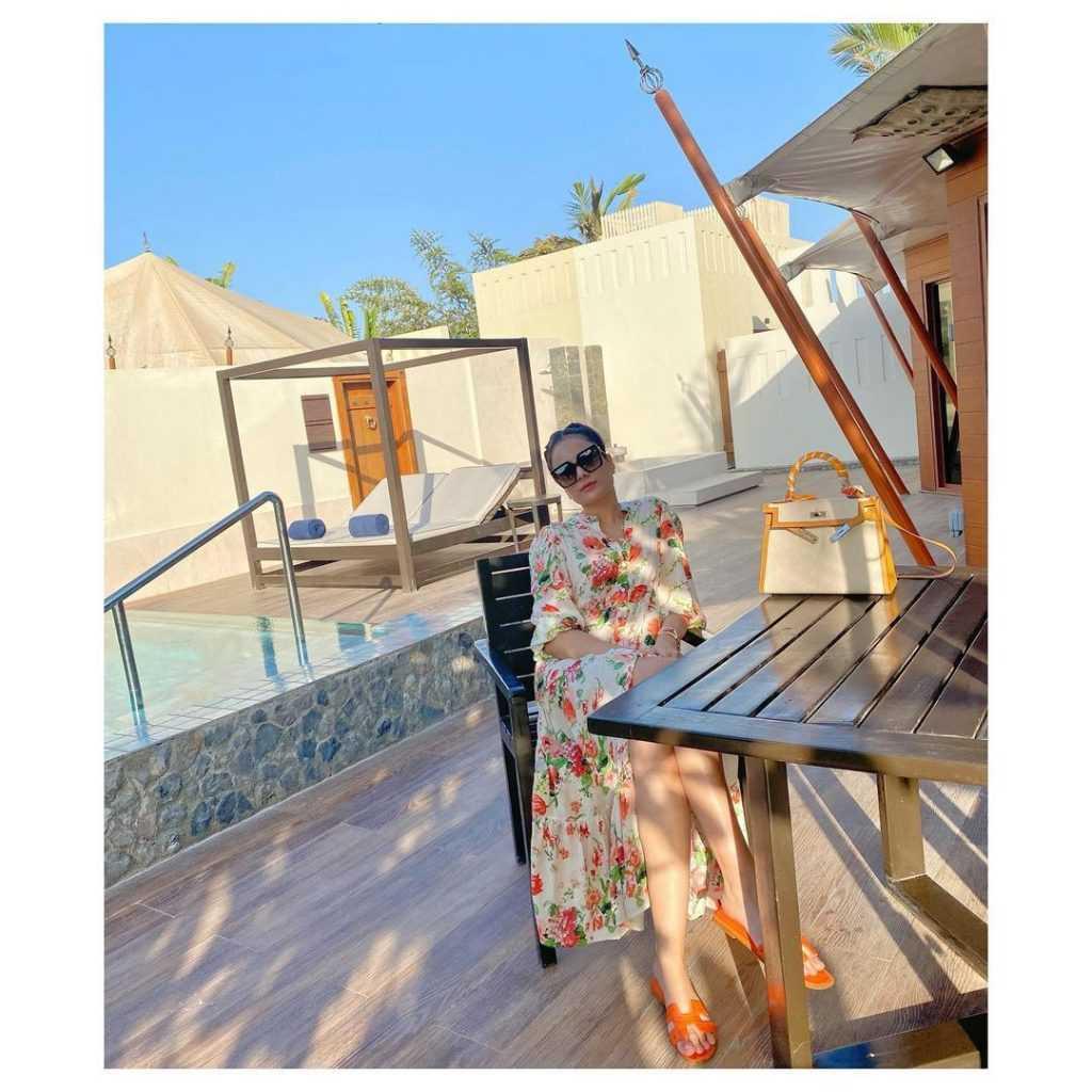 Alyzeh Gabol Beach Party (9)