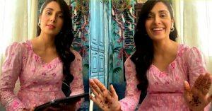 Ayeza Khan Is Talking About Her Upcoming Drama Serial Laapata