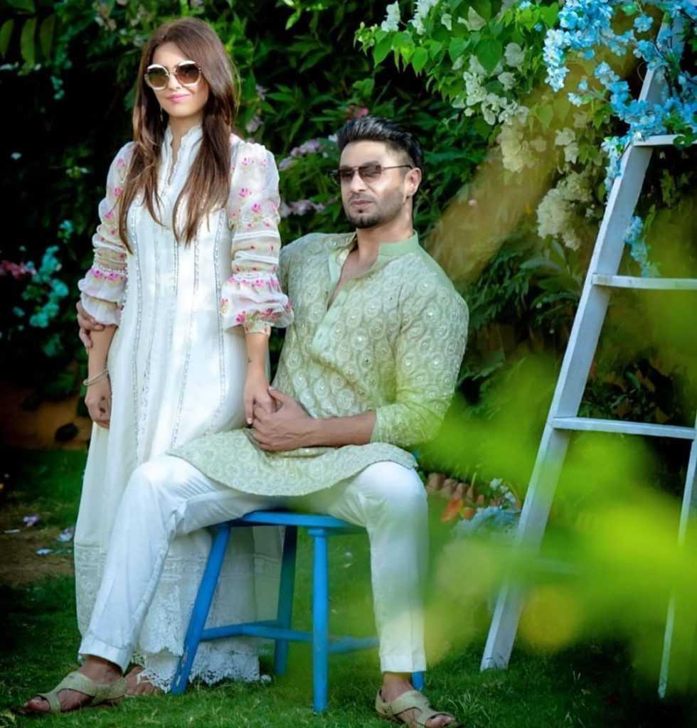 Hasan Rizvi Wife
