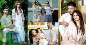 Hasan Rizvi With His Adorable Wife & Kids