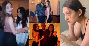 Neha Rajpoot And Shahbaz Taseer Hosted an Evening Party
