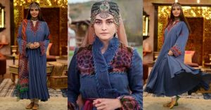 Nida Yasir Opens Up About Why She Was Dressed Like Halima Sultan
