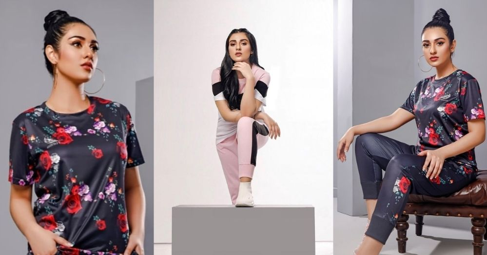 Sarah Khan Looks Super Hot In Her Recent Photoshoot