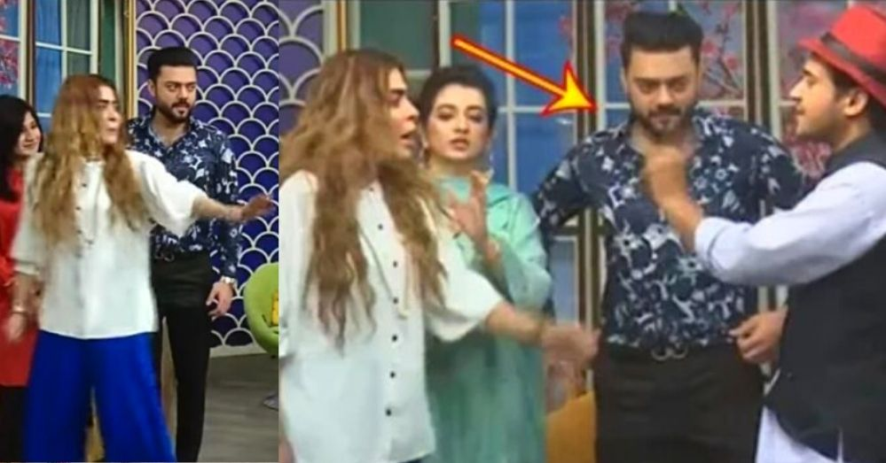 Syed Basit Ali Fight with Guests In Neo News Live Morning Show