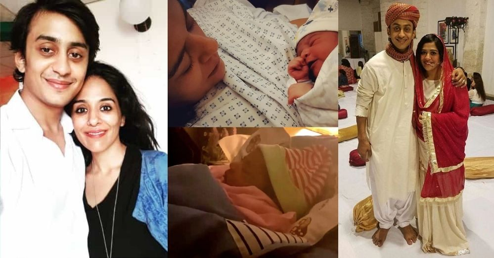 Yasra Rizvi Shares The First Picture of Her Newborn Son