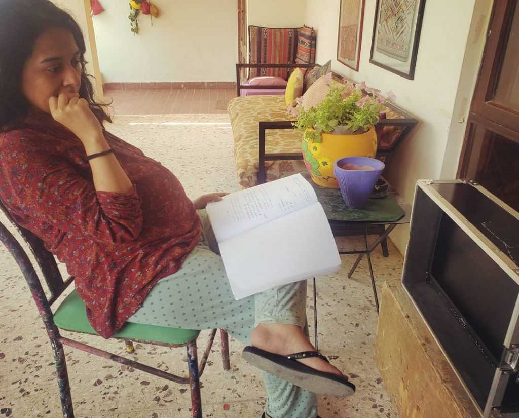 Yasra Rizvi Son picture