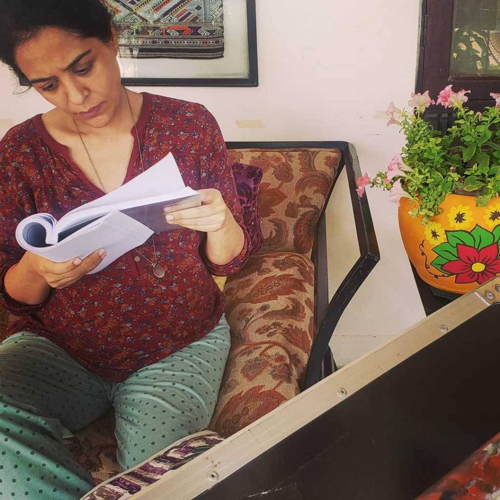 Yasra Rizvi pregnancy pictures