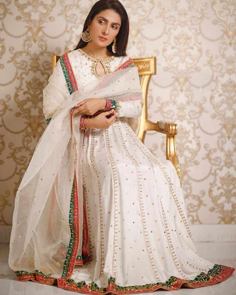 ayeza khan 2nd day of eid