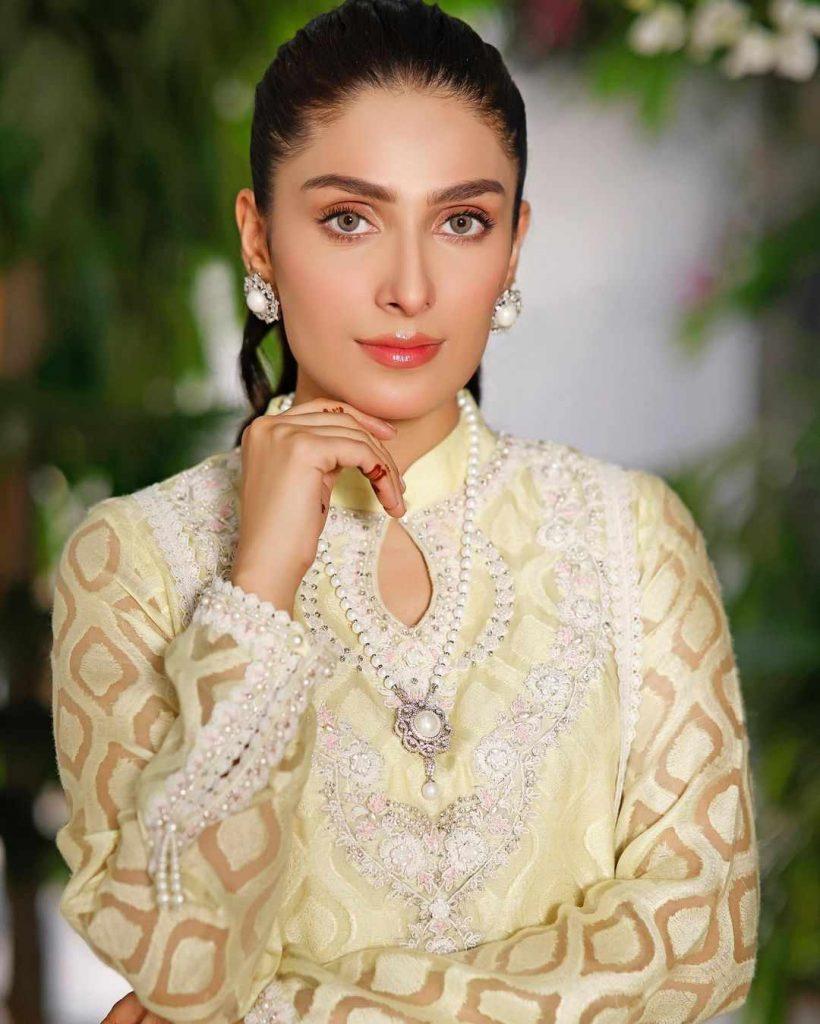 ayeza khan 3rd day of eid