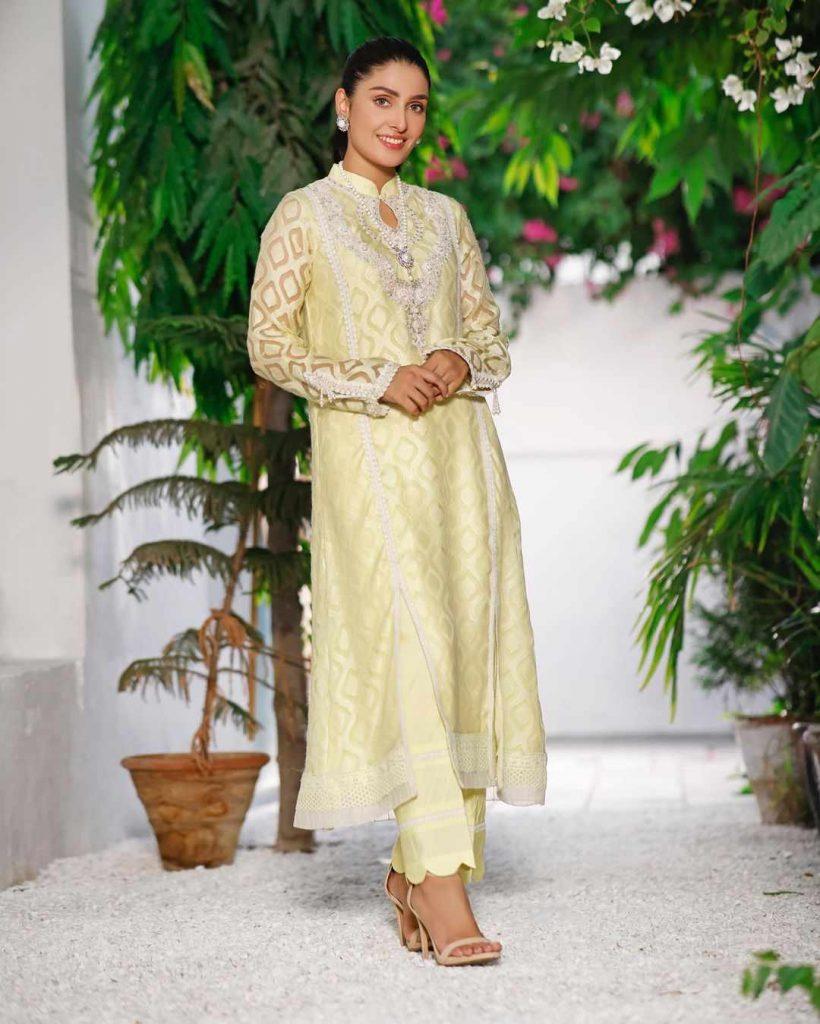 ayeza khan 3rd day of eid ul fitr