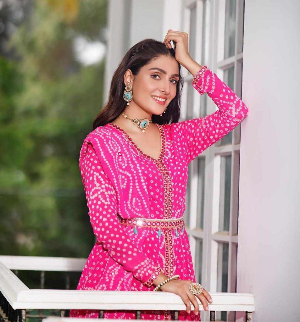 ayeza khan first day of eid 2