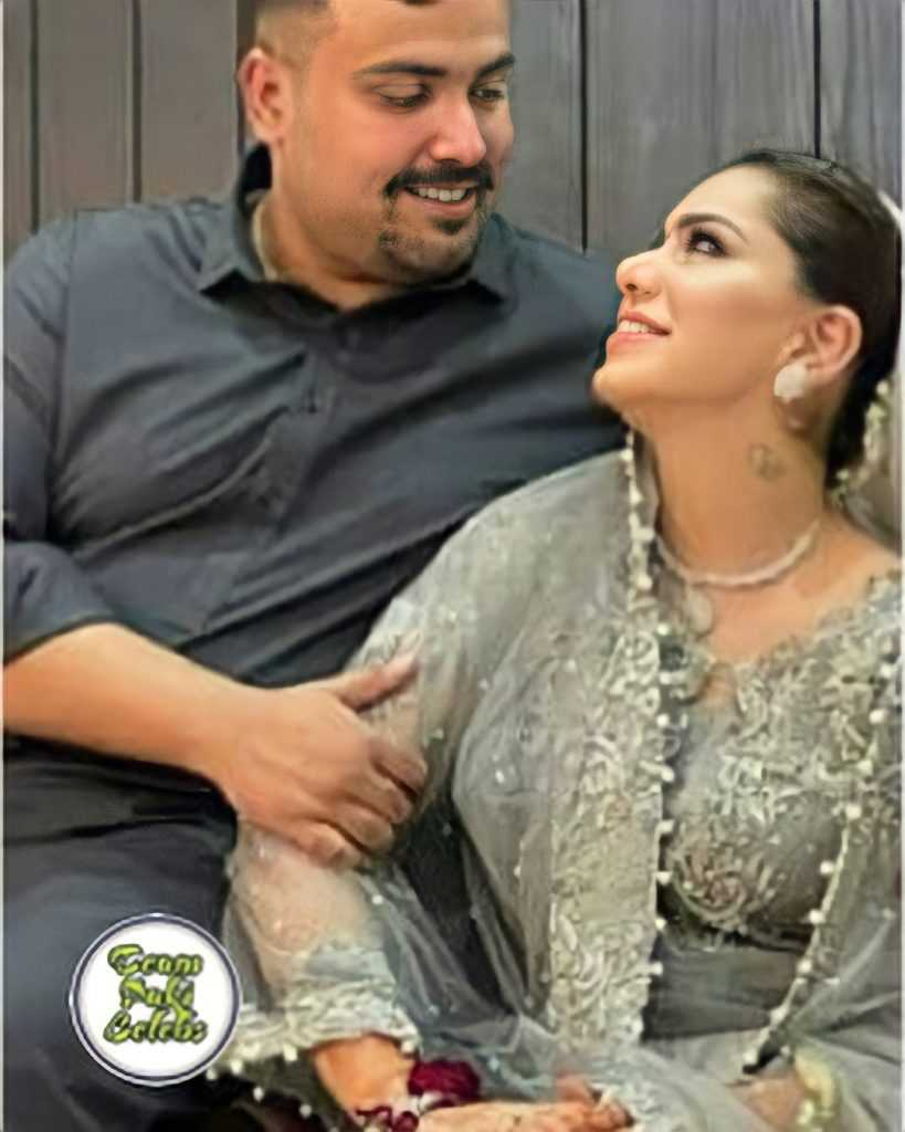 ghana-ali-nikkah-pictures with her husband