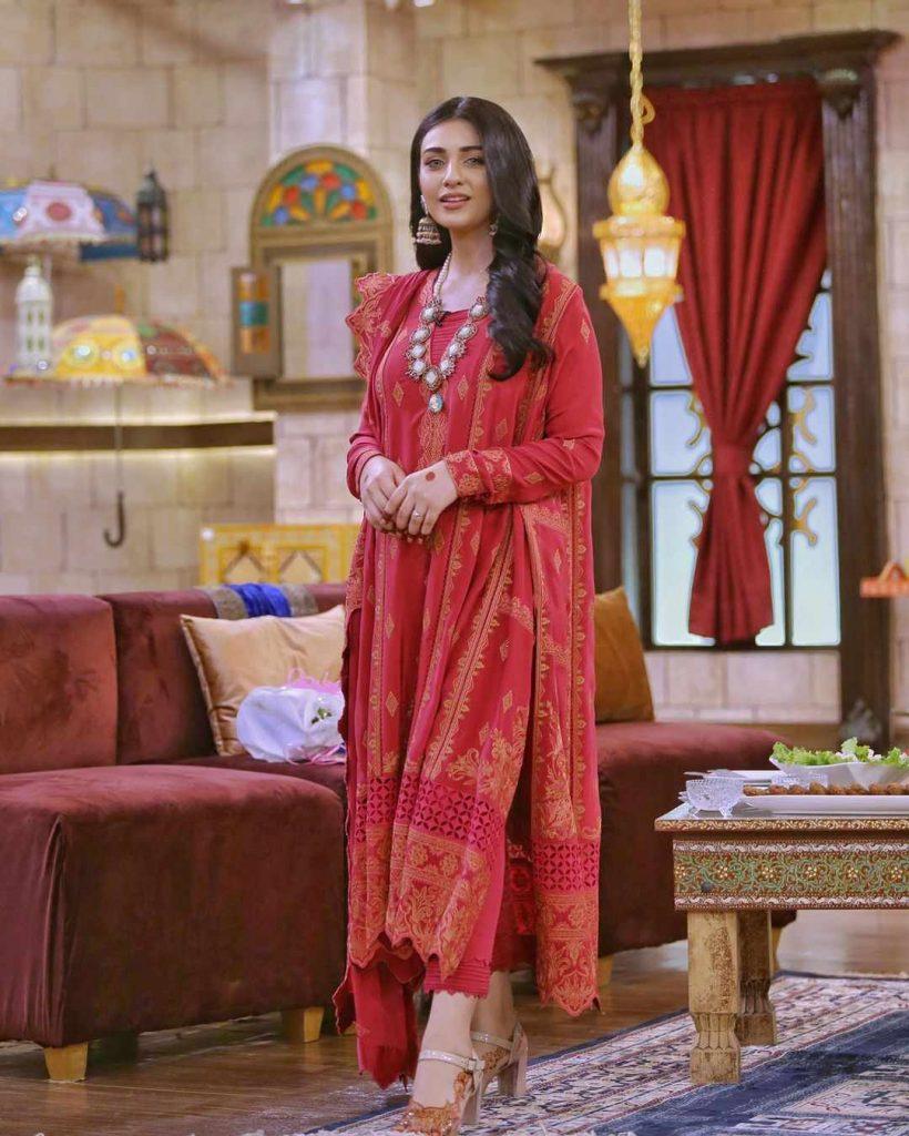 sarah khan 3rd day of eid