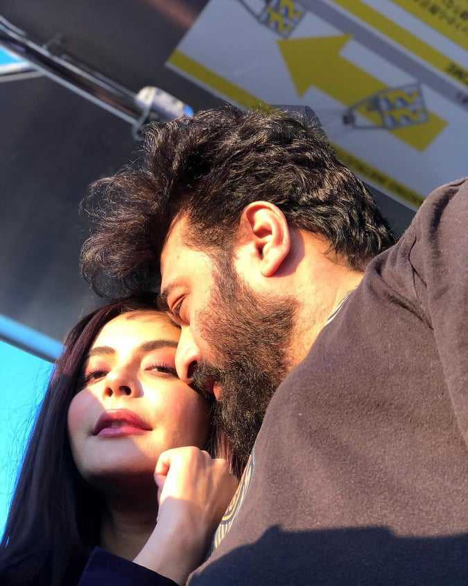 Beautiful Pictures Of Nida Yasir with Husband From Turkey (1)