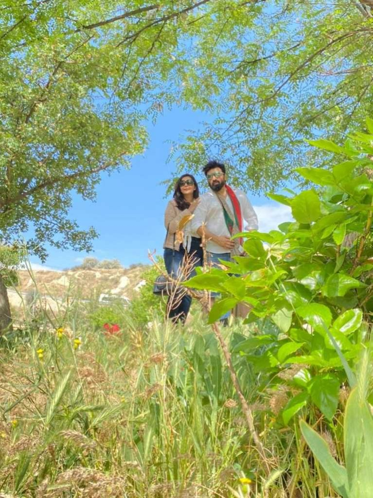 Beautiful Pictures Of Nida Yasir with Husband From Turkey (11)
