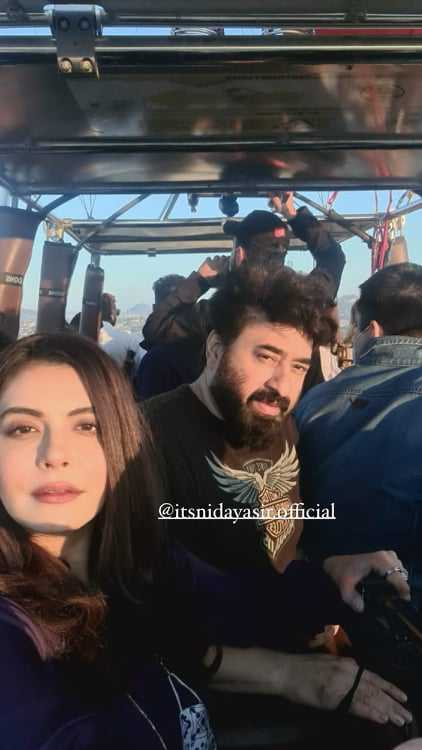 Beautiful Pictures Of Nida Yasir with Husband From Turkey (5)
