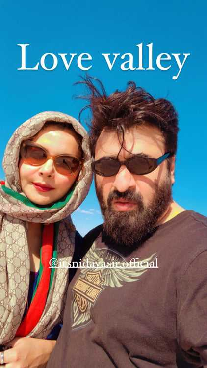 Beautiful Pictures Of Nida Yasir with Husband From Turkey (6)