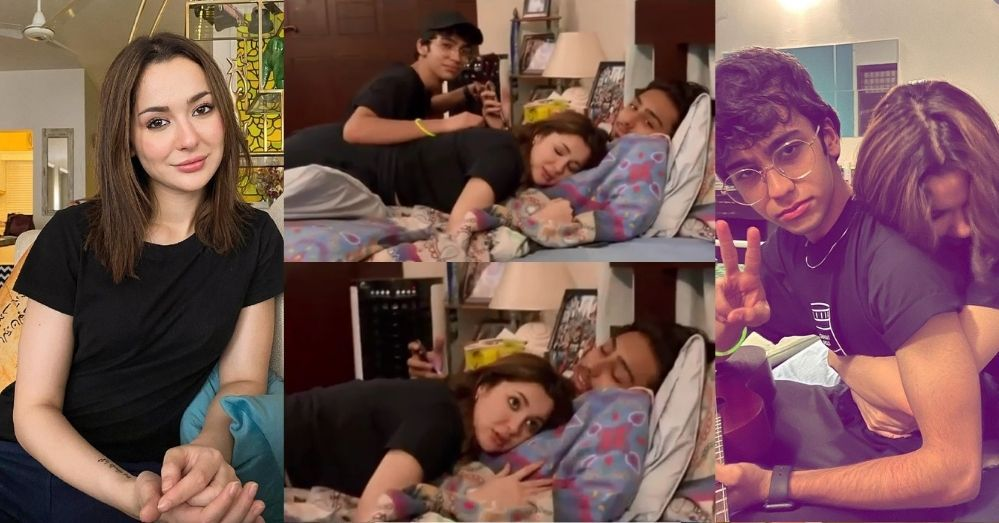 Hania Aamir and Aashir Wajahat Under Fire After Their Video Went Viral