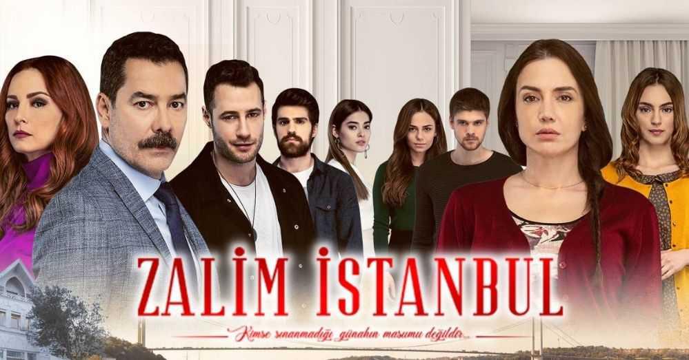 Turkish Drama Zalim Istanbul Cast Real Name with Pics