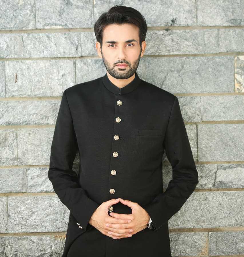 affan waheed as as Azaan Ali