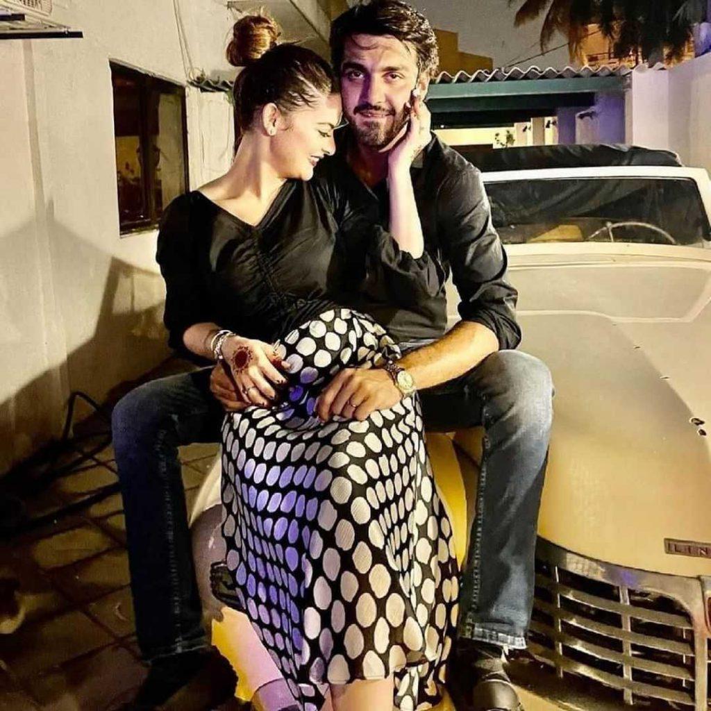 minal-khan-with-her-husband