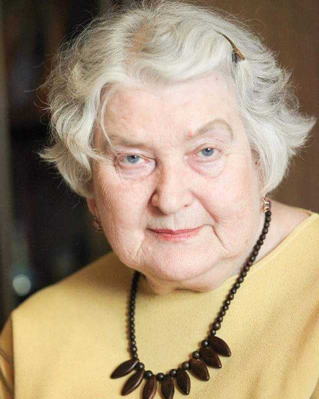 sabeena syed grandmother