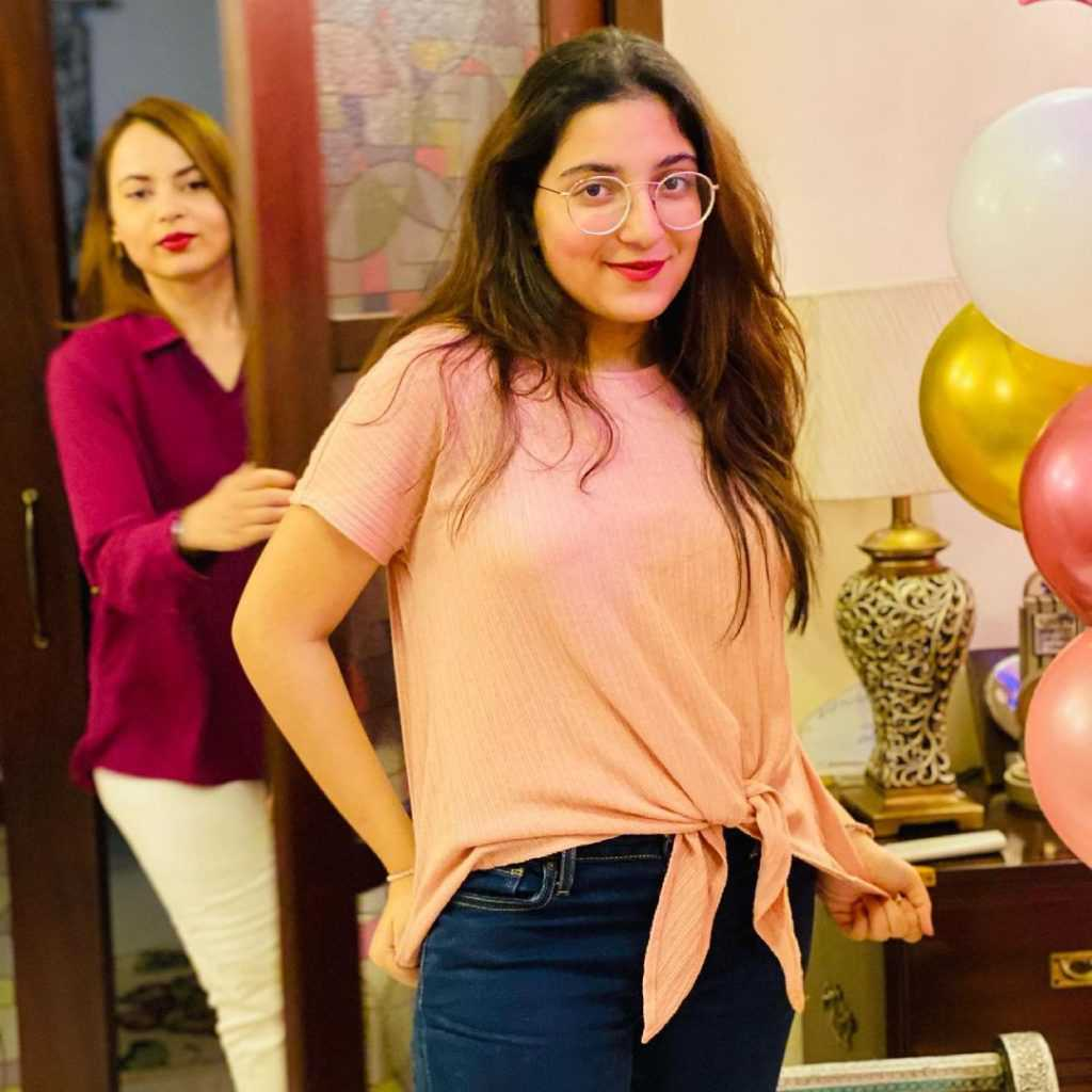 shagufta ejaz with daughter beautiful pictures (2)