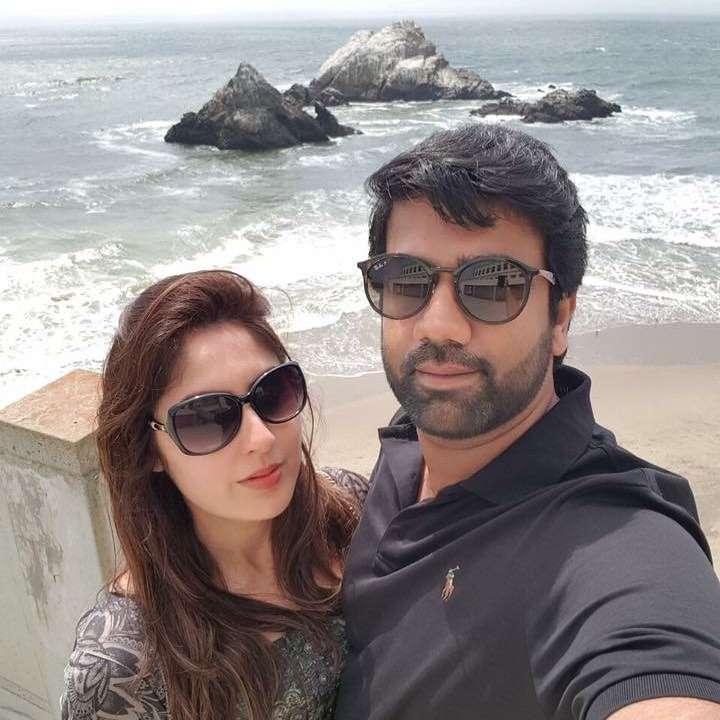 zarmina-taimoor-with-her-husband-Taimoor-Qureshi