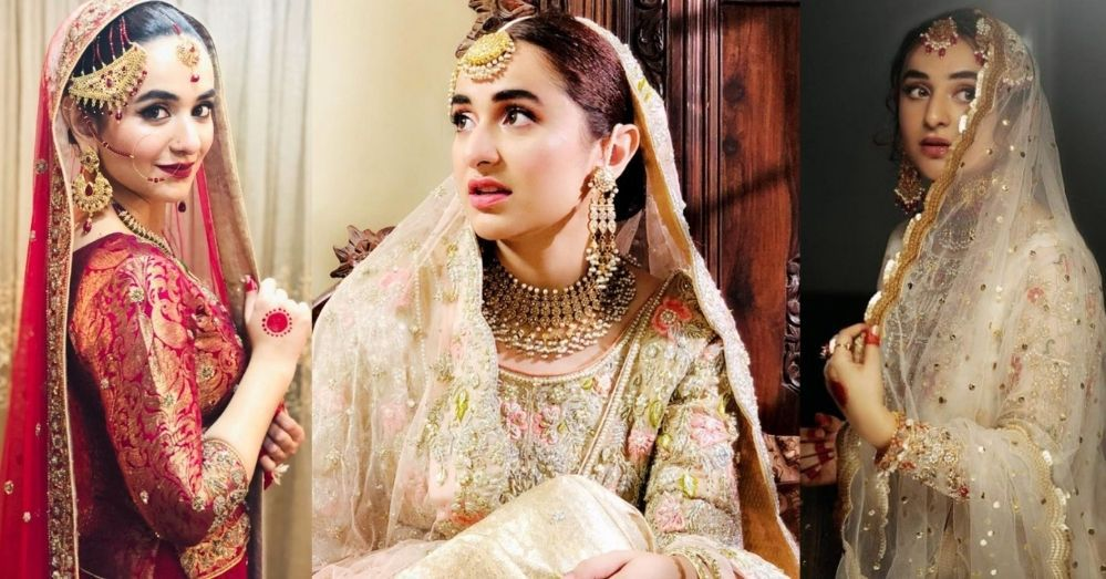 5 Best Bridal Looks of Yumna Zaidi for Every Kind of Bride