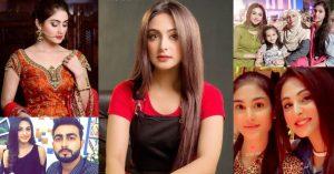 Aruba Mirza Biography - Age - Husband - Family and Drama List