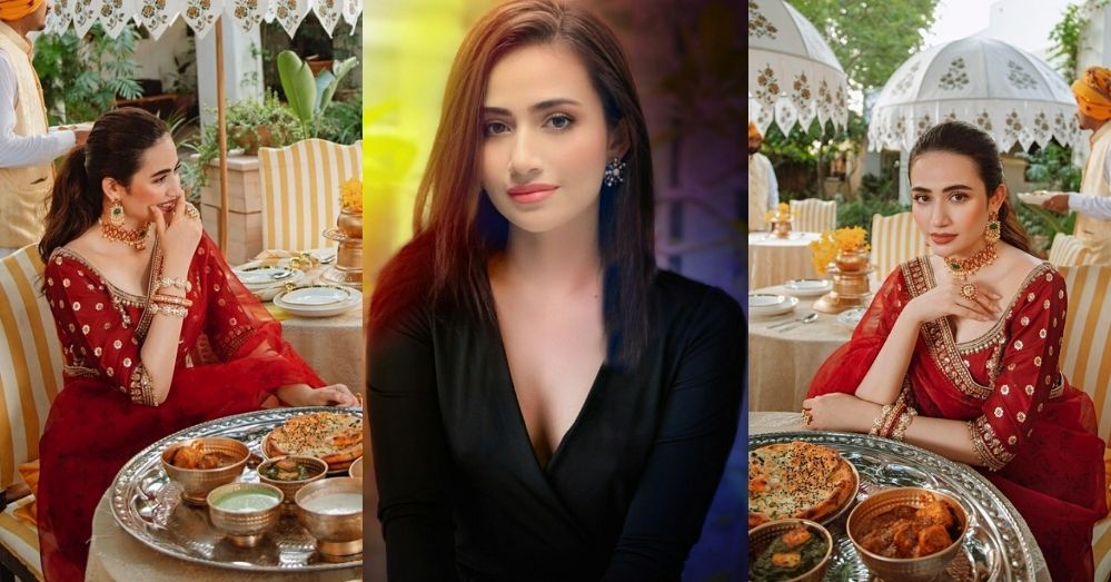 Sana Javed Looks Very Bold In Her Latest Photoshoot For a Clothing Brand