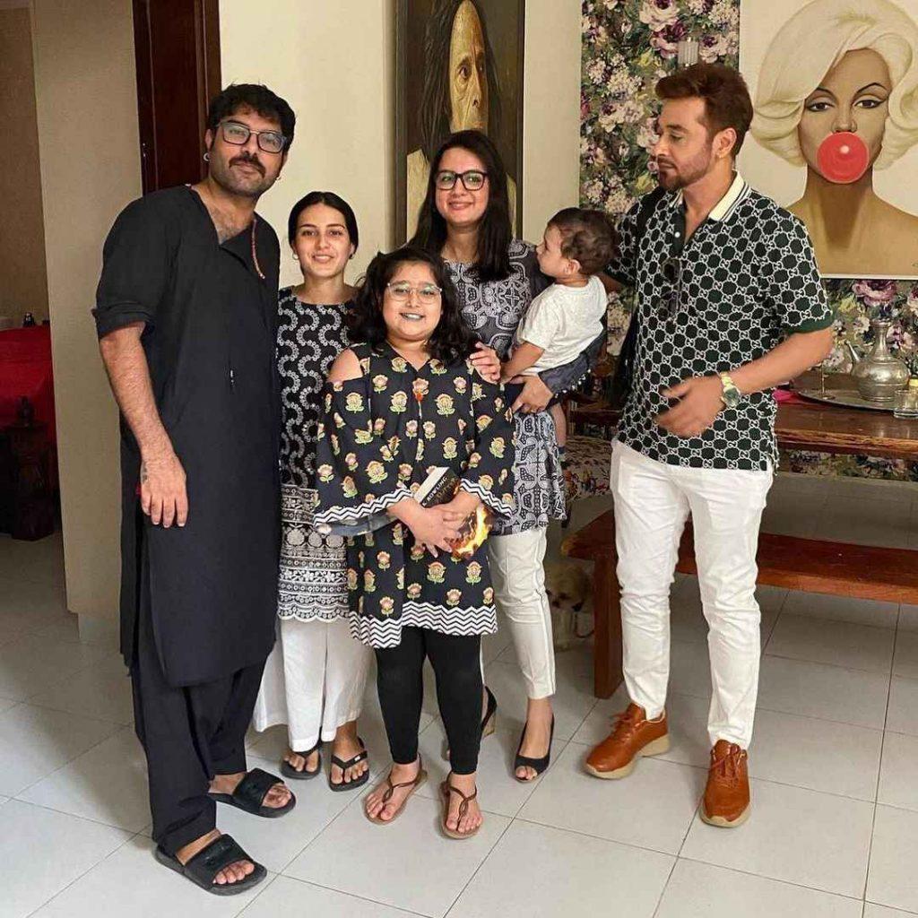 faisal-qureshi-visits-iqra-aziz-house (1)