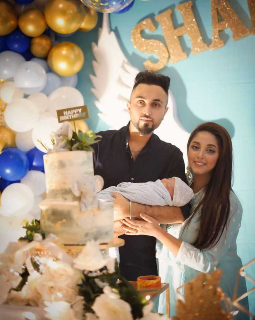 sanam-chaudhry-with-her-son
