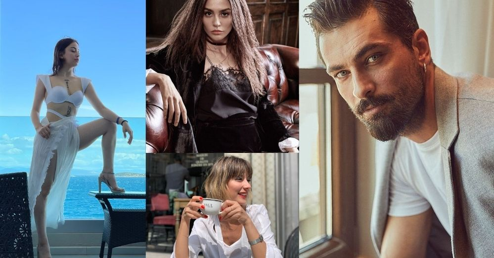 Aahan Turkish Drama Cast Real Name with Pictures