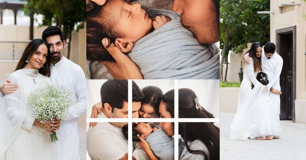 Aamina Sheikh Blessed With A Son