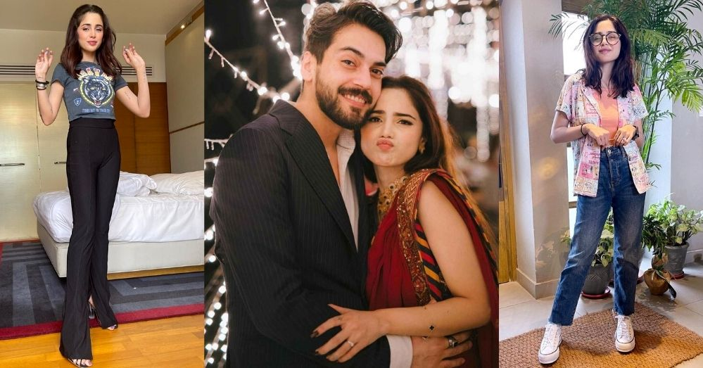 Beautiful Pictures of Aima Baig After Losing Weight