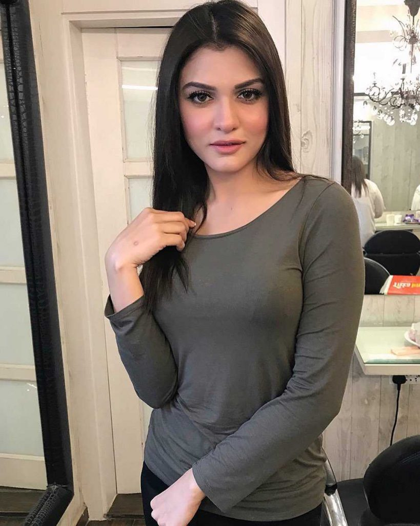 Faiza Khan is also a beautiful part of the cast of Amanat drama in the role of Laiba