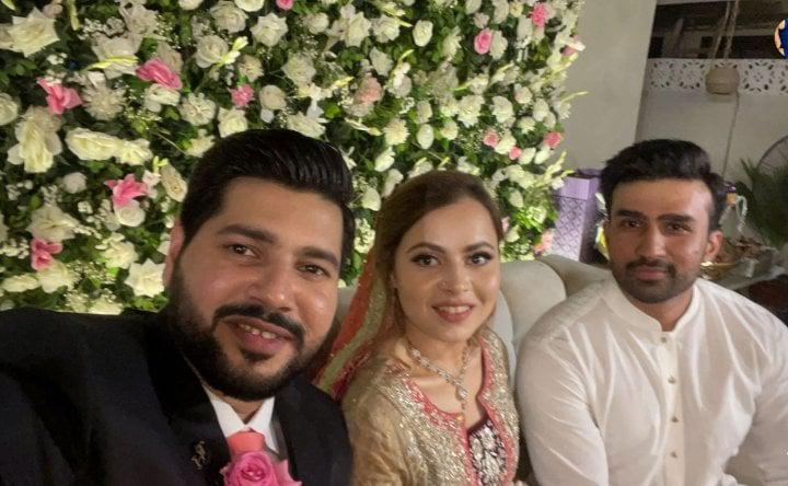 Haya Ali Got Engaged To Talha Chaudhry (1)