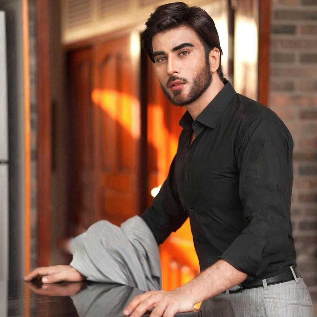 Imran Abbas as Zarar in drama amanat