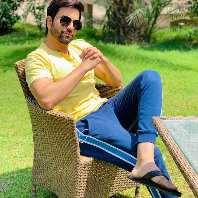 Junaid Khan is the part of the Inteha e ishq drama cast as Daniyal