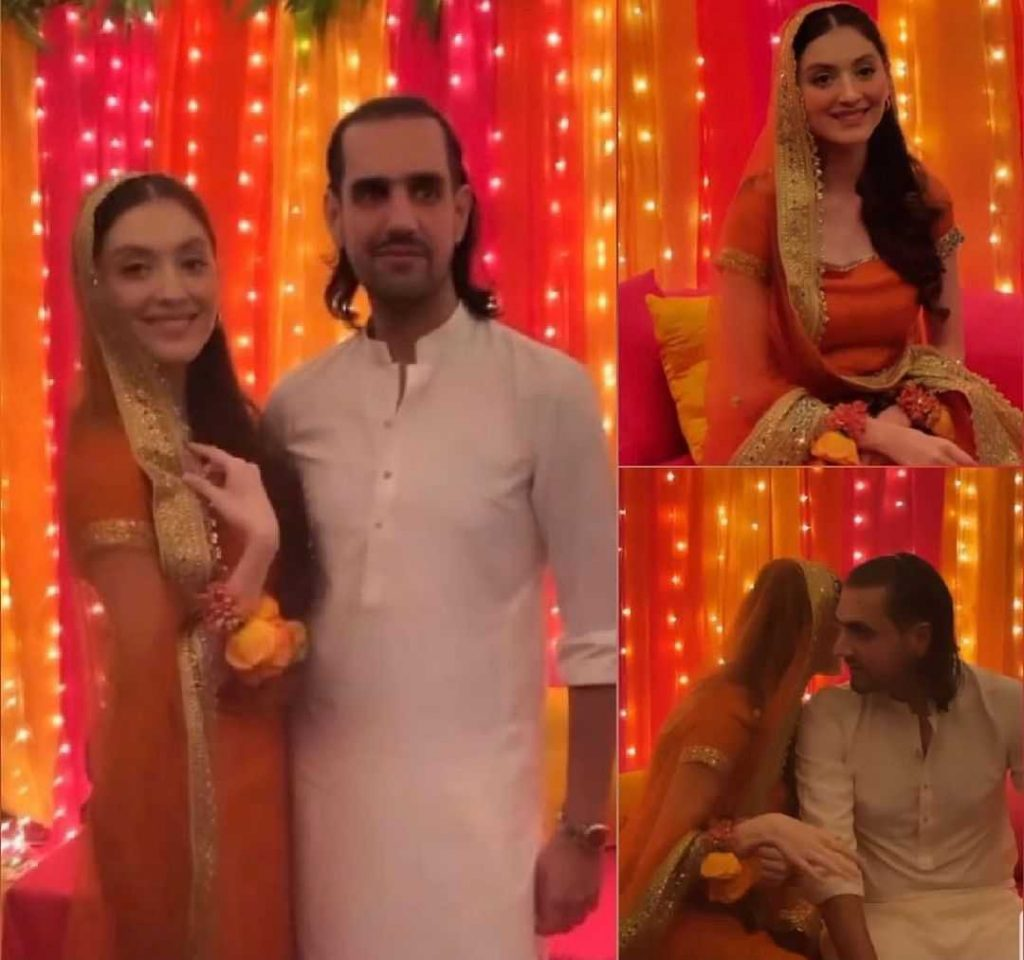 Neha Rajpoot And Shahbaz Taseer