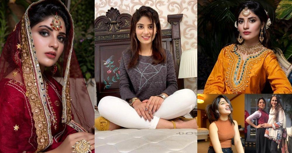Pakistani-actress-Ellie-Zaid-Biography