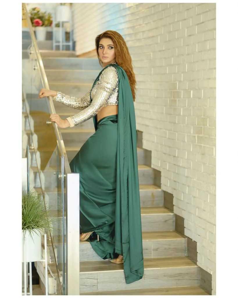 Sana-Fakhar-saree (3)