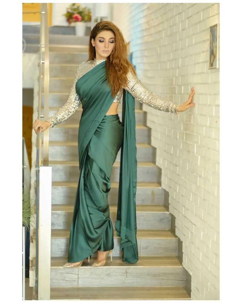 Sana-Fakhar-saree (4)