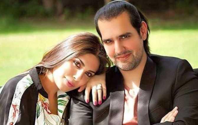 Shahbaz Taseer And Maheen Ghani