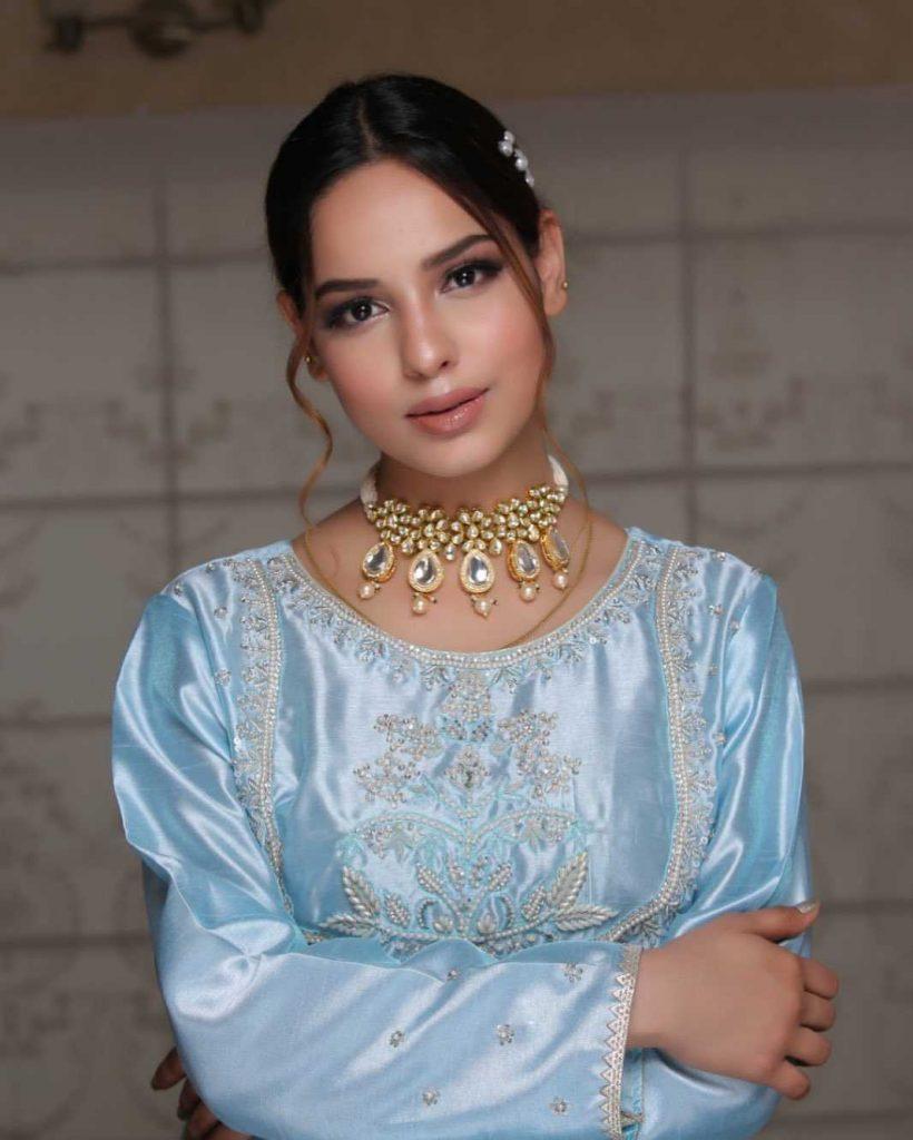 Sukaina Khan as Narmeen