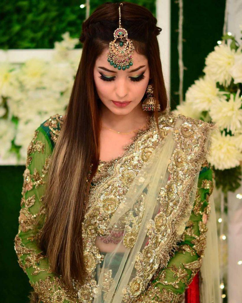 Sukaina Khan bridal look